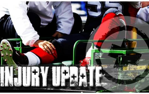 NFL Injured List