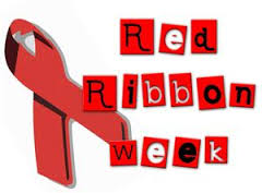 Lets take a Stand- Red Ribbon Week