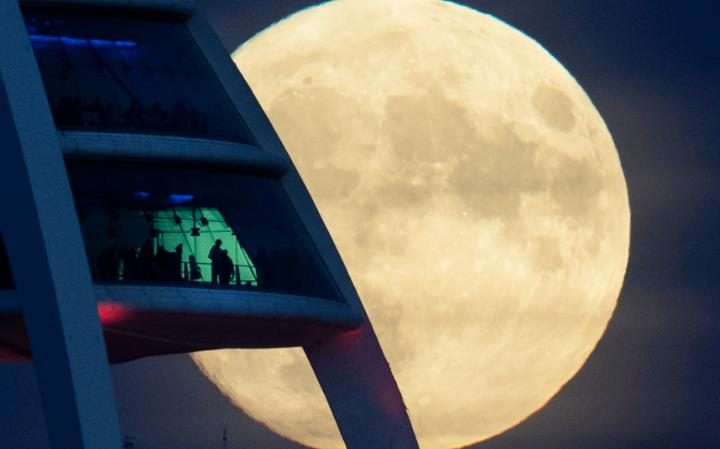 Supermoon Facts