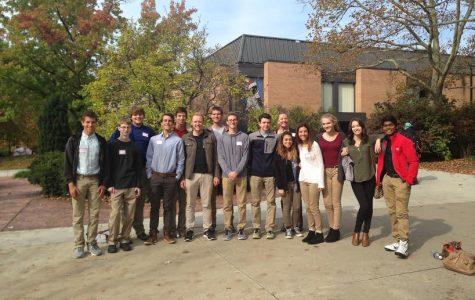 STEM Field Trip at YSU
