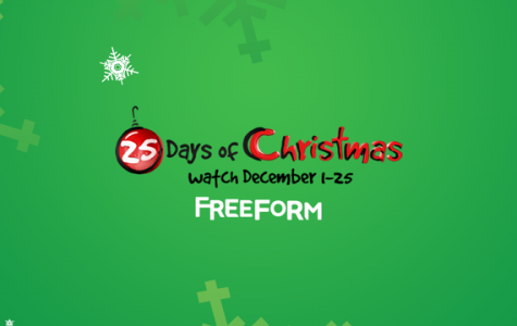 25 Days of Christmas Schedule: It's Finally Here