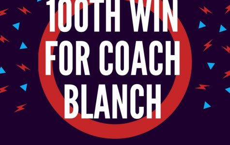 Coach Blanch Seals His 100th Win
