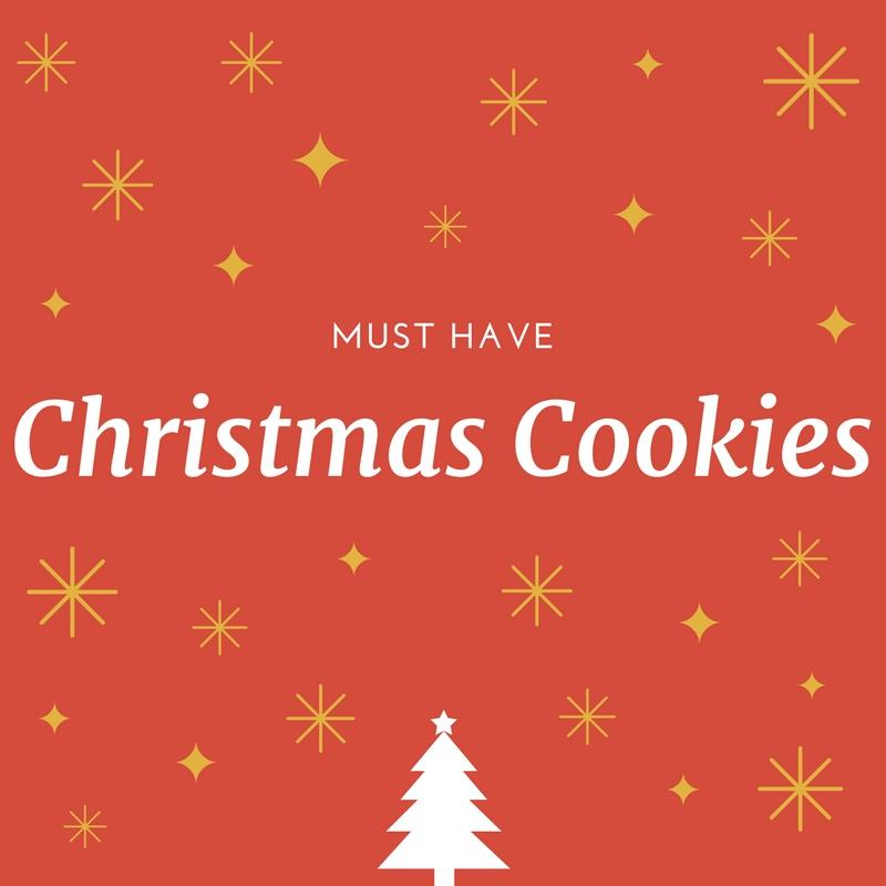 Must Have Christmas Cookie