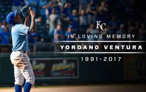 Traded To Heaven – Yordano Ventura