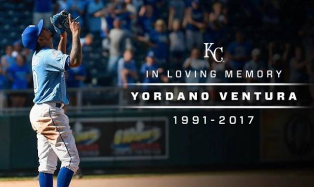 Traded To Heaven - Yordano Ventura