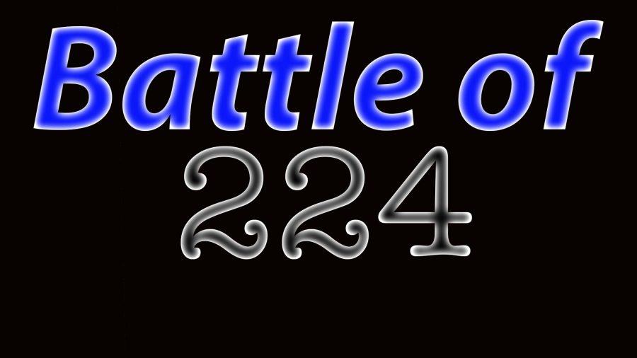 Battle of 224