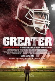 Greater: Movie Review