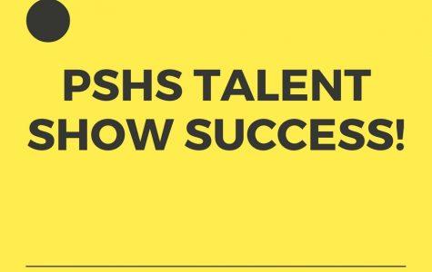 PSHS Talent Show Success