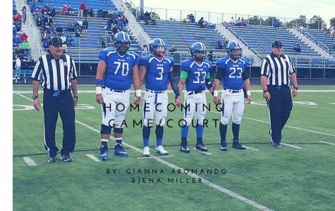 Homecoming court/game