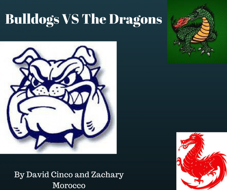 Bulldogs+vs+the+Dragons