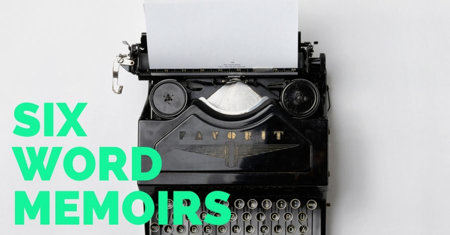 Six-Word+Memoir+Contest