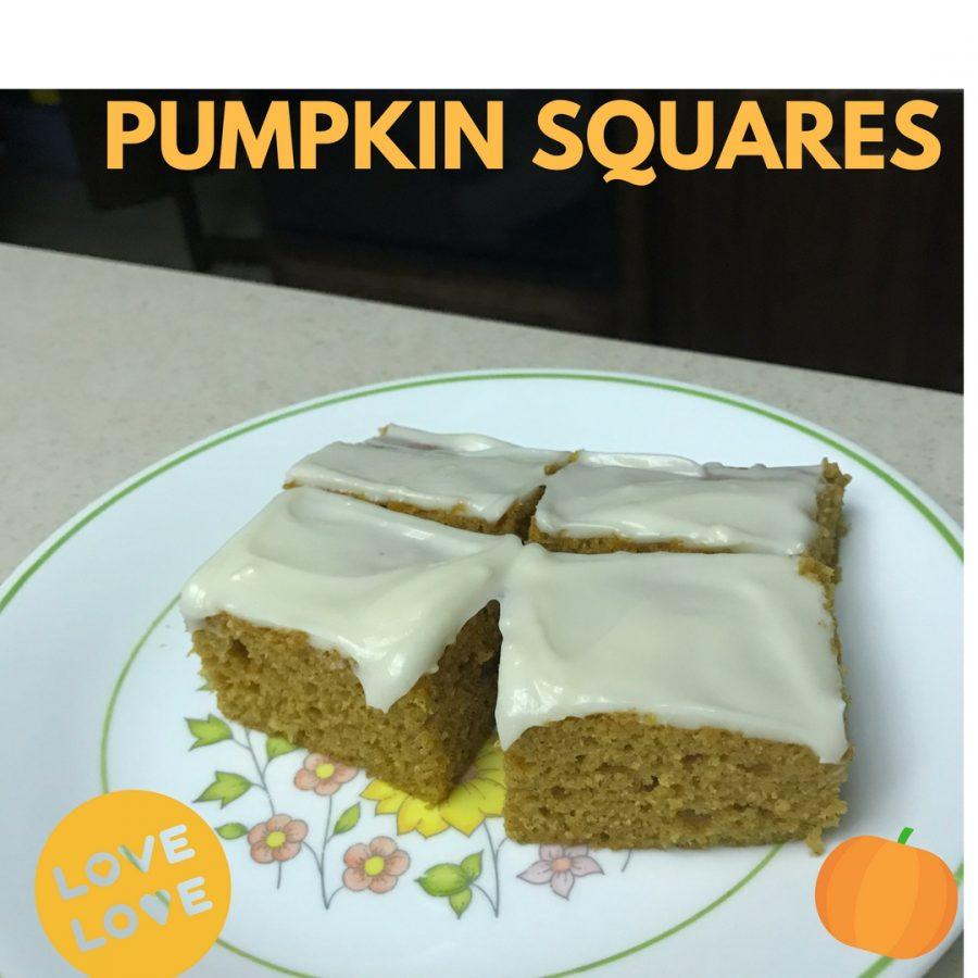 Super Sweet Fall Treat