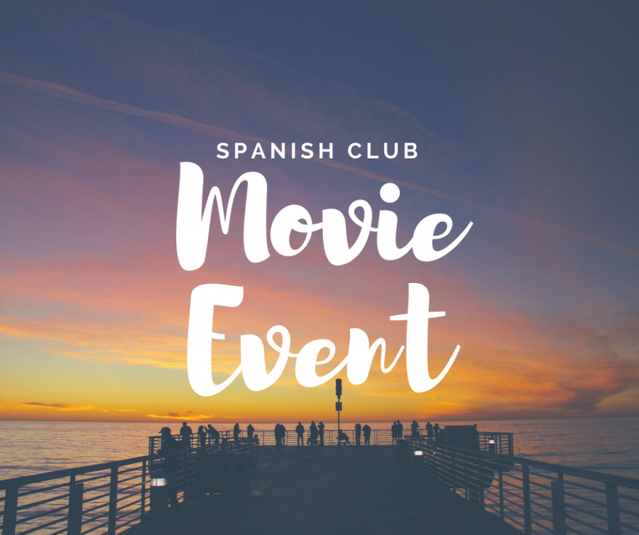 Spanish Club Movie Event