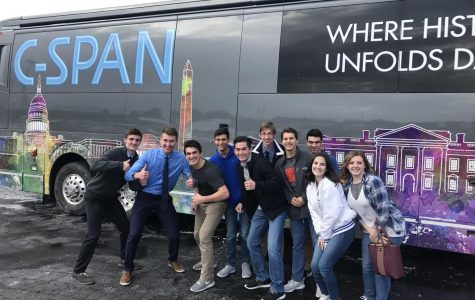 All Aboard the C-SPAN Bus!