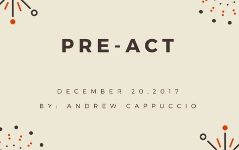 The Pre-ACT Test
