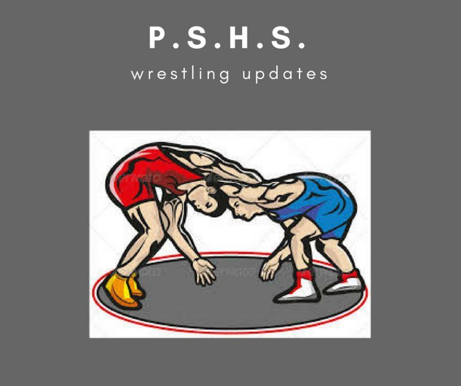 PSHS+Wrestling+Update