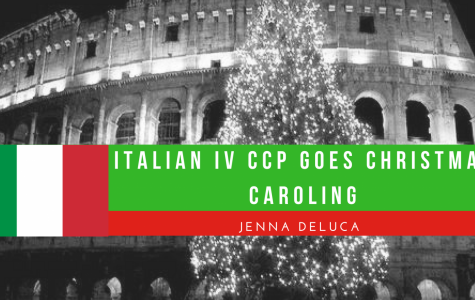 College Credit Italian IV Class Christmas Carols in Italian