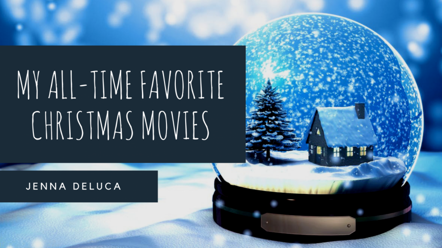 My All-Time Favorite Christmas Movies