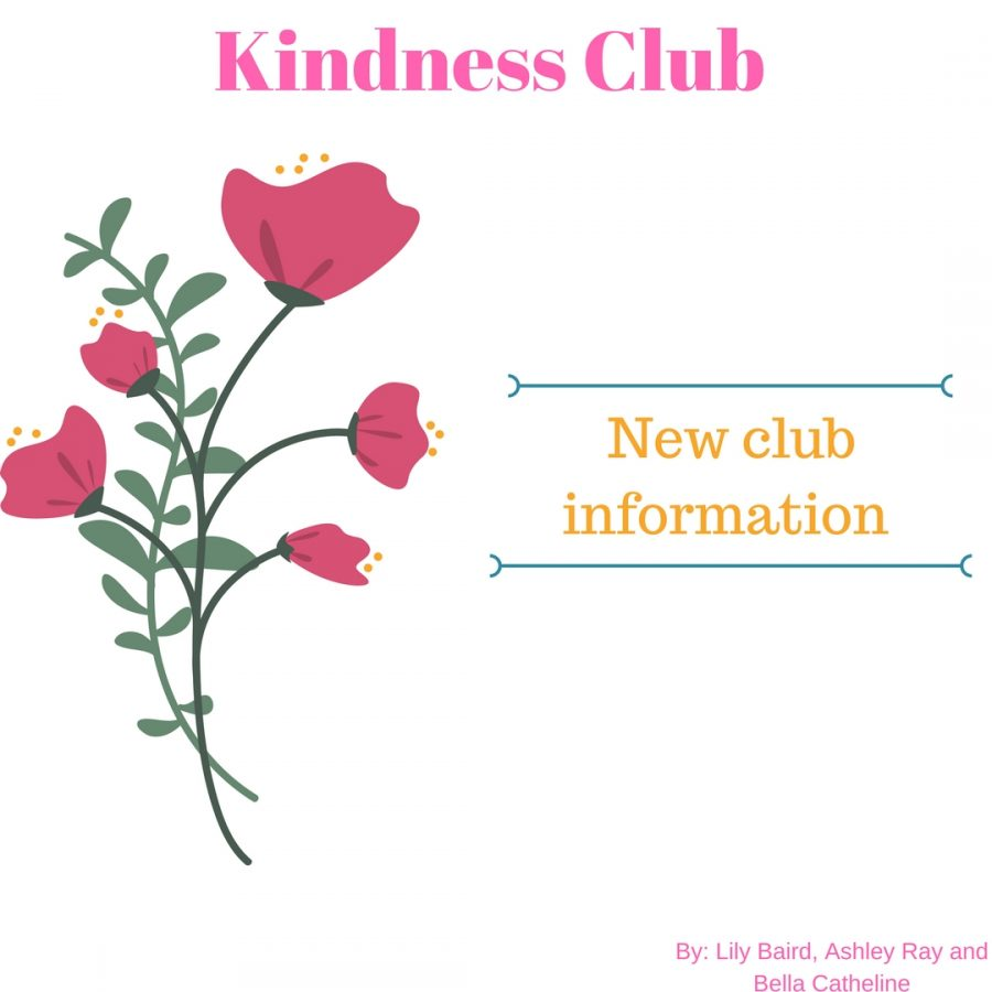 The Kindness Club branches out to the high school