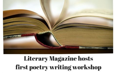 Gathering Leaves hosts first poetry writing workshop