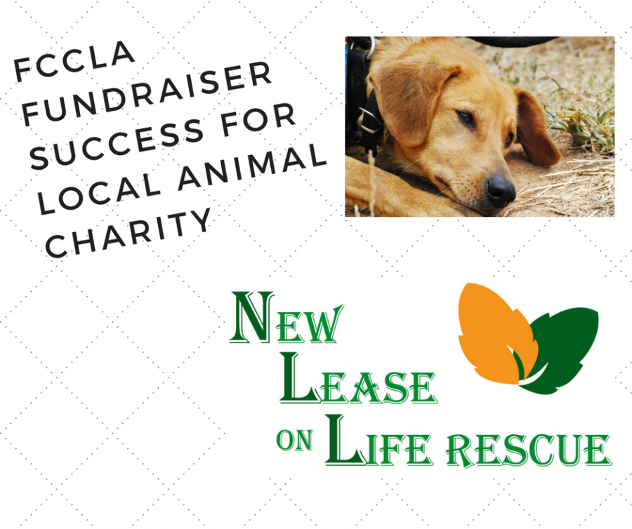 FCCLA+Fundraiser+Success+for+Local+Animal+Charity