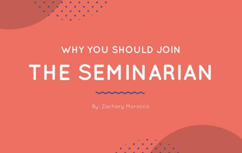 Why You Should Join The Seminarian