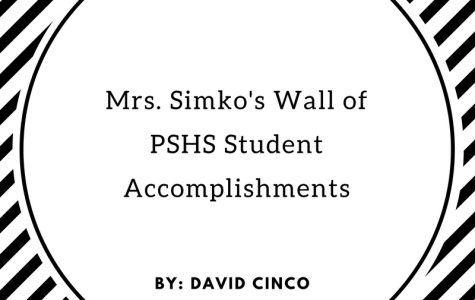 Mrs. Simko's Wall of PSHS Student Accomplishments