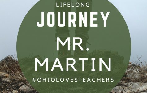 Lifelong Learning Journey: Mr. Martin's Inspiration