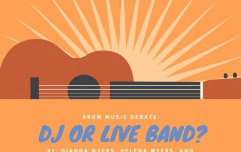 Prom Music Debate: DJ or Live Band?