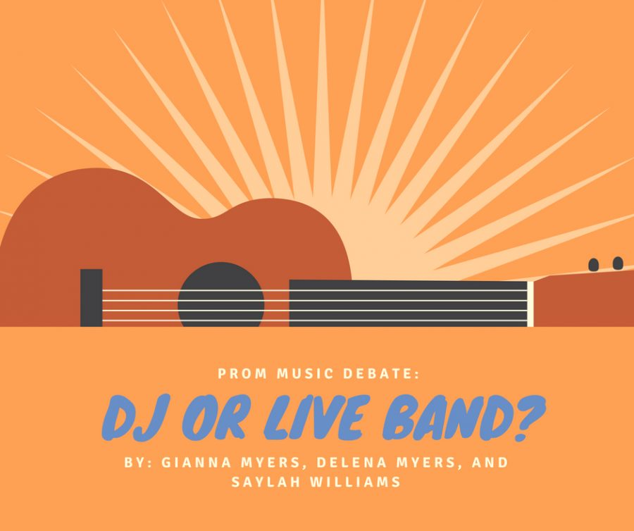 Prom Music Debate: DJ or Live Band?
