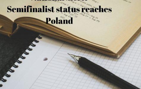 National Merit Semifinalist status reaches Poland
