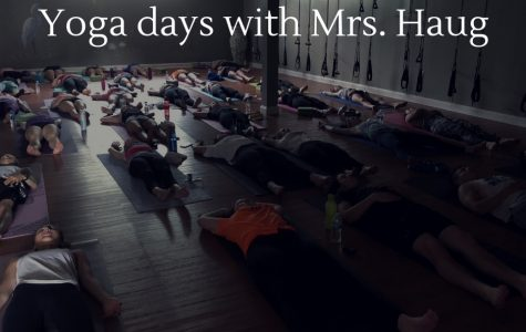 Yoga days with Mrs. Haug