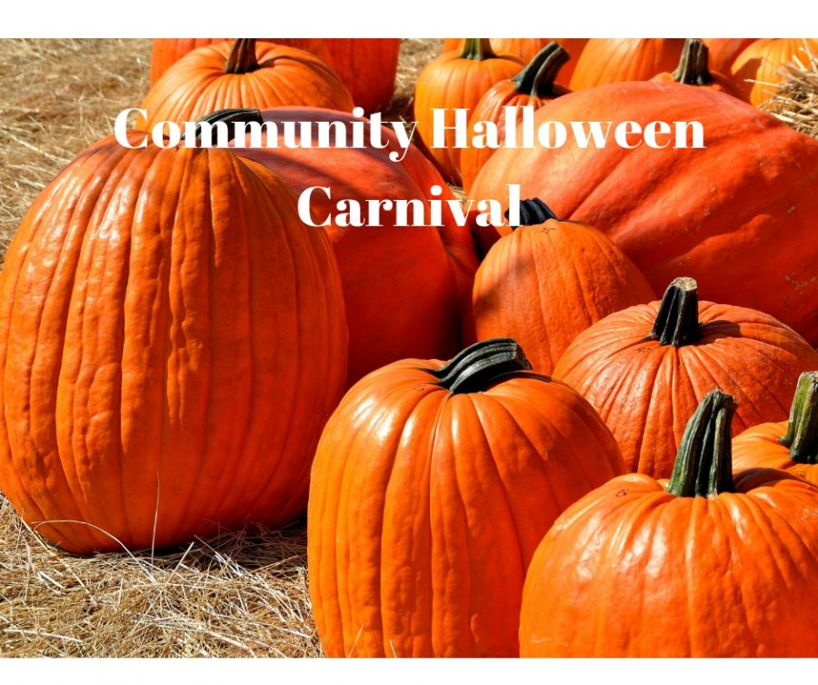 Community Halloween Carnival
