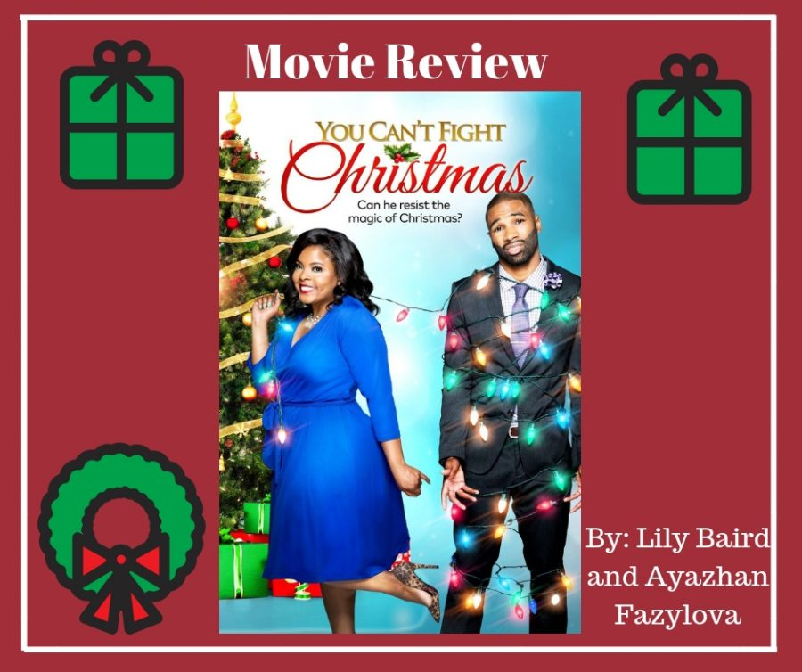 You Can't Fight Christmas Film Review