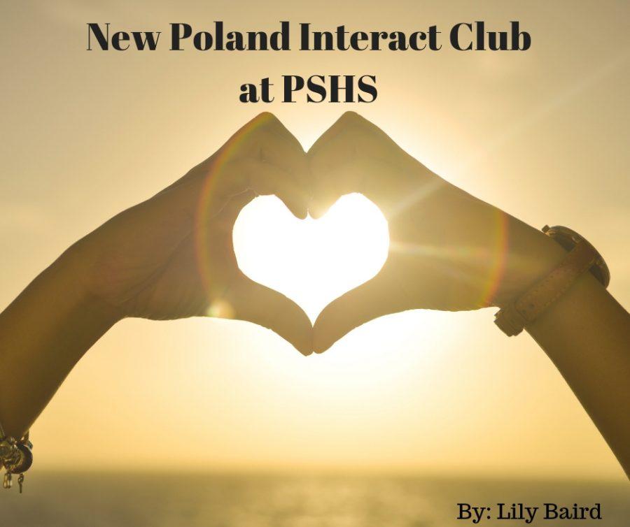 New Poland Interact Club at PSHS