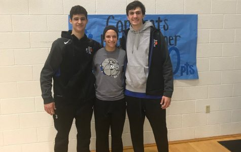 Bulldog basketball stars reach 1,000 point milestone