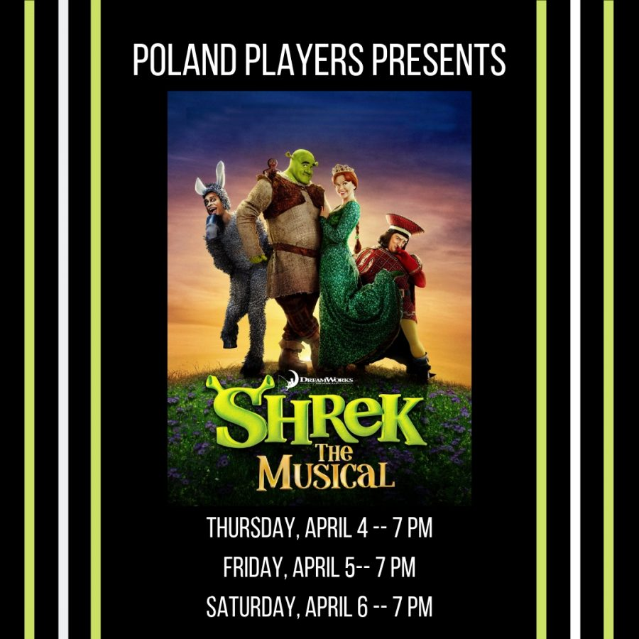 Poland Players presents Shrek The Musical