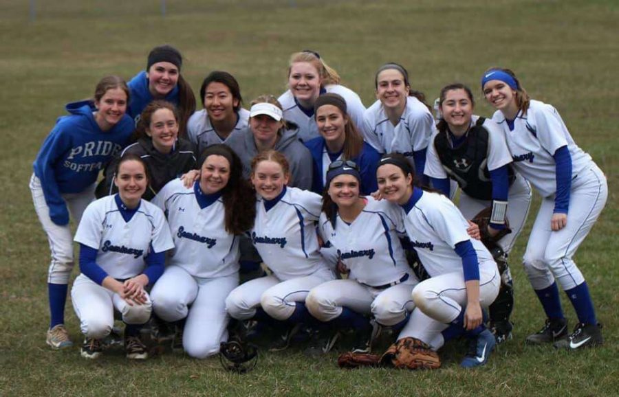 Softball team continues their hot streak