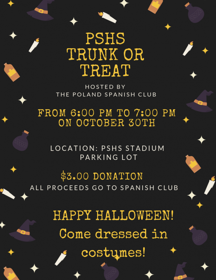 PSHS+Trunk+or+Treat