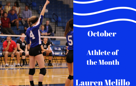 Athlete of the Month: Lauren Melillo (October)