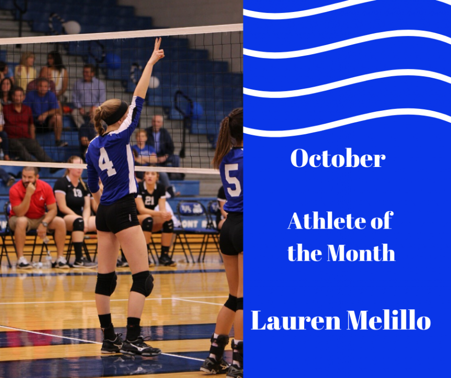 Athlete+of+the+Month%3A+Lauren+Melillo+%28October%29