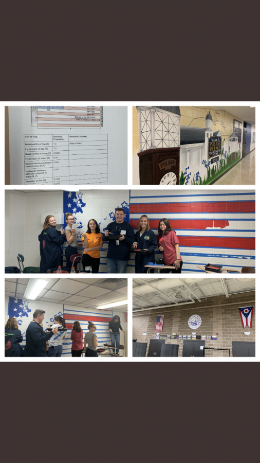 Veterans+Day+Flag+Mural+from+MCCTC+Students
