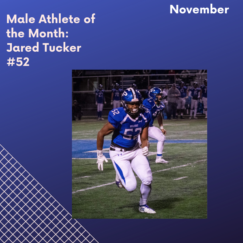 November Athlete of the Month: Jared Tucker