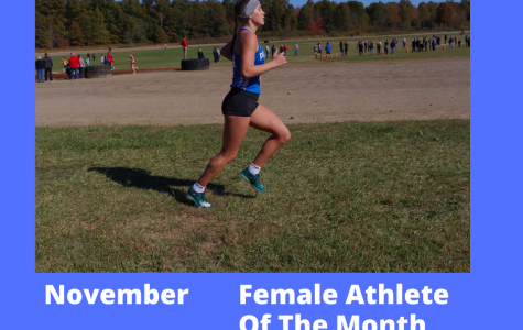 November Athlete of the Month: Gianna Stanich