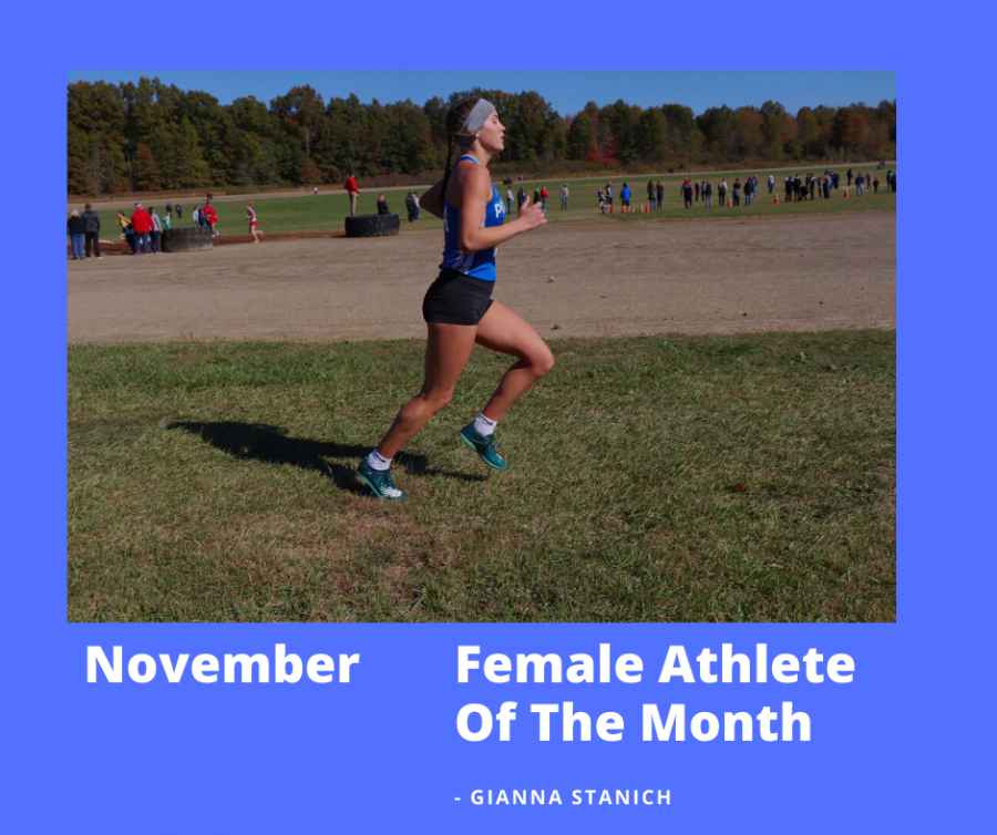 November+Athlete+of+the+Month%3A+Gianna+Stanich