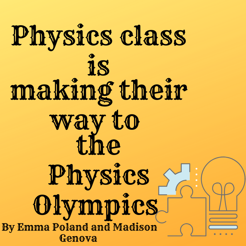 Physics Class is Making Their Way to The Olympics