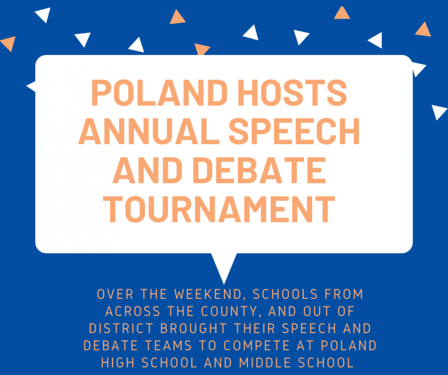 Poland Hosts Annual Speech and Debate Tournament