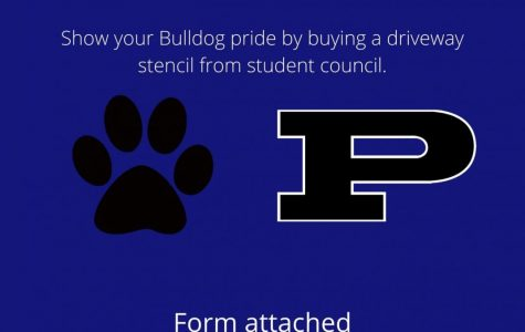 Student Council Driveway Fundraiser
