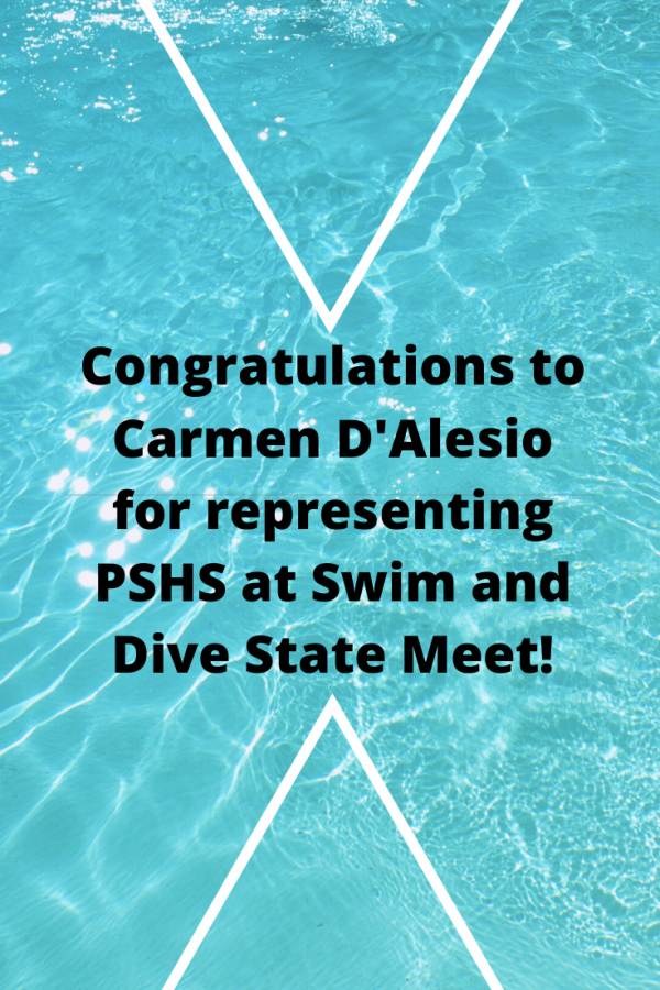 Congratulations+to+Carmen+D%E2%80%99Alesio+for+attending+Swim+and+Dive+State%21