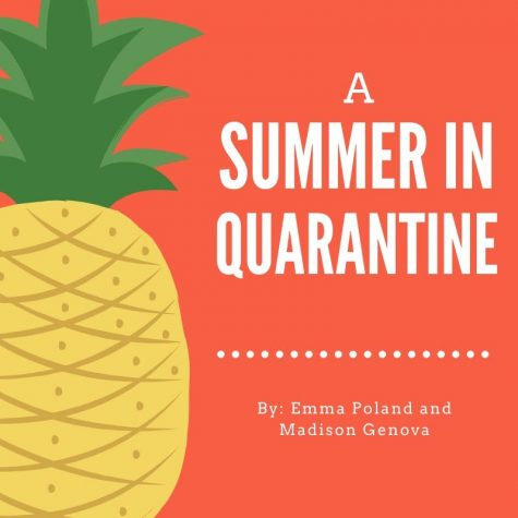 A Summer in Quarantine